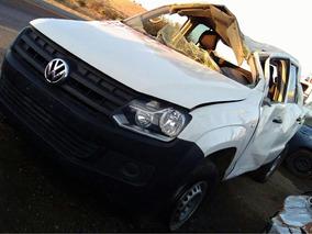 Volkswagen 2016 Amarok Dicel Venta De Refacciones X Partes