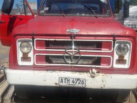 Camion Chevrolet Con Volcadora