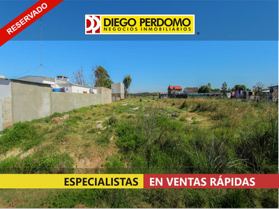 Terreno De 752m² En Venta, Ciudad Del Plata.