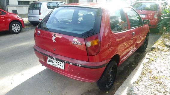 Fiat Palio Año 2000, Excelente Mantenimiento, Un Fierro.
