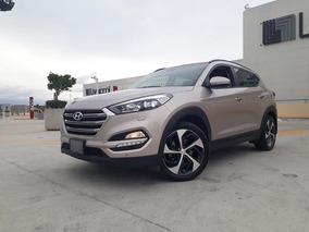 Hyundai Tucson 2016 Limited Tech Piel Techo Panoramico