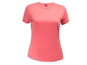 Camiseta Dry Cool Dama Sublimable Poliéster Disershop