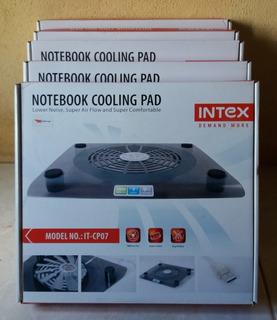 Bandeja Fan Cooler Para Notebook Y Consolas