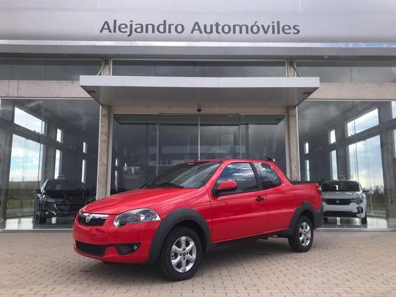 Fiat Strada 1.4 Trekking Doble Cabina 0km Entrego Hoy!