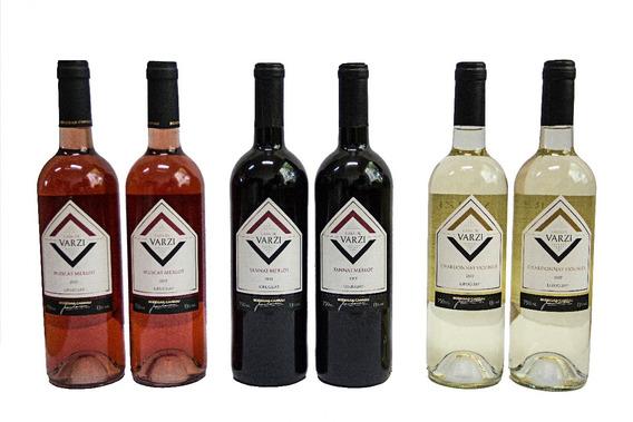 Casa De Varzi Caja De 6 Botellas Mixta