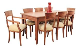 8 sillas butacas comedor