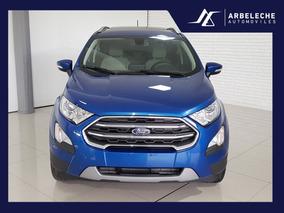 Ford Ecosport Titanium 7 Airbag 0km Tasa 0%! Arbeleche