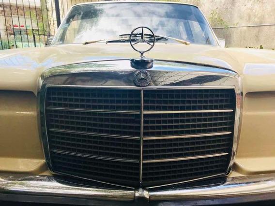 Mercedes-benz W114 Sedán 1971 Sedan