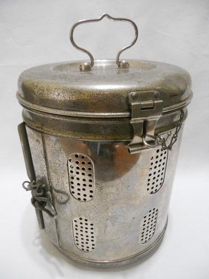 Esterilizador Antiguo Para Autoclave De Vapor Médico