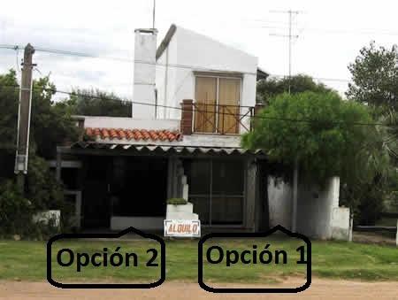 4 Casas Alquiler-la Paloma-costa Azul Y La Aguada Disp 19/20