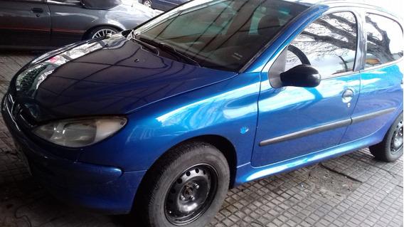 Peugeot 206 Full Nuevoo