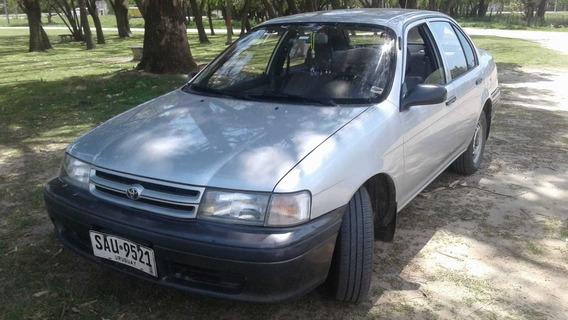 Toyota Tercel 1993 - 4 Ptas - Gris