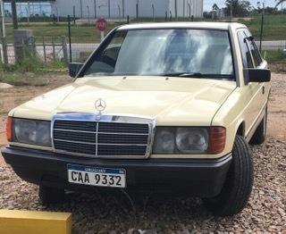 Mercedes Benz 190 D - U$s 11.500
