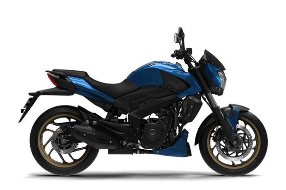 Bajaj Dominar 400 - Inyeccion - Abs - Azul Claro 2019