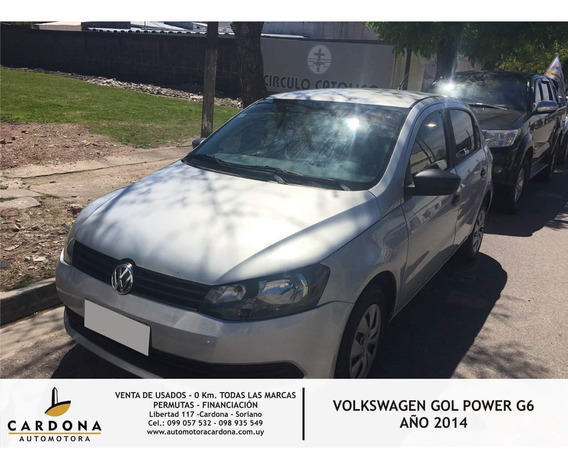 Volkswagen Gol 1.6 G6 Power Full 101cv 2014