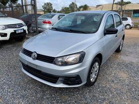 Volkswagen Gol 1.6 2018 Nuevo! Pto/financio 48 Cuotas!