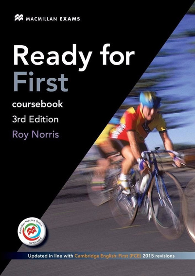 Libro: Ready For First 3rd Edition - Coursebook + Workbook