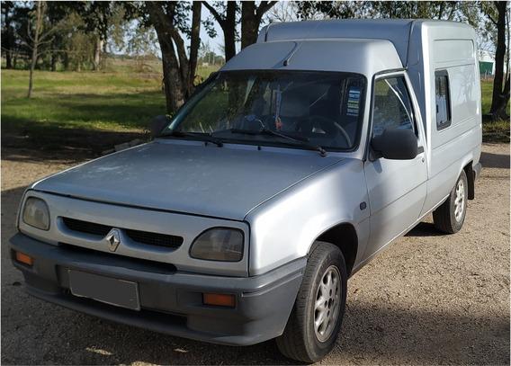 Renault Express 1.9 Rn D Año 2000 Diesel