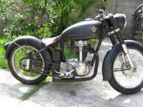 Horex Regina/sidecar 1950 (350cc) Alemana Leer!