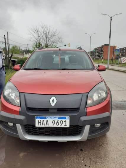 Renault Sandero Stepway 1.6 Privilege 105cv 2015