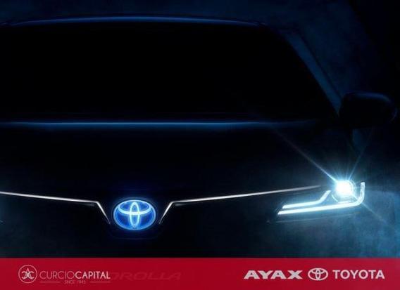 Toyota Corolla Se-g Hybrid 2019 Gris Plata 0km