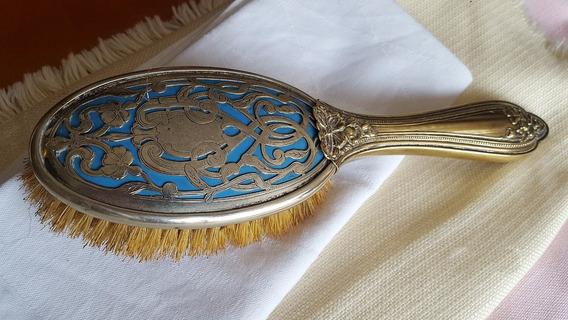 Cepillo Art Nouveau Antiguo
