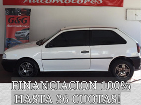 Volkswagen Gol 1.6 Gl Mi 1997 100%financiada Hasta 36 Cuotas