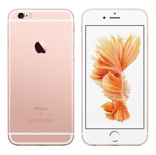 Apple iPhone 6s Plus 128gb Libre Vidrio Templado De Regalo