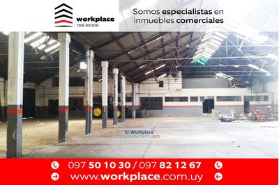Terreno Frente A Estación De Afe - Aguada - Venta -