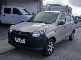 Suzuki Alto 0.8 800 100% Financiado
