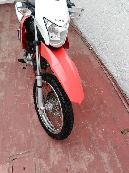 Honda Xr 125l Exelente Estado