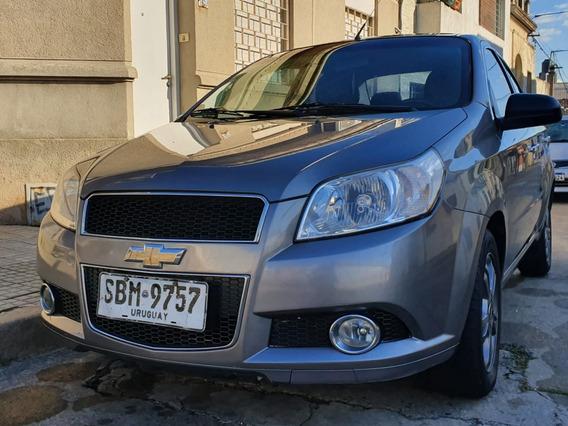 Chevrolet Aveo G3 1.6 Lt Único Dueño