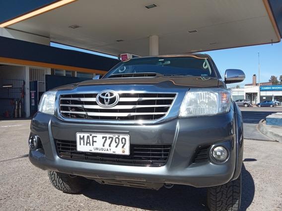Toyota Hilux 3.0 Cd Srv Limited Tdi 171cv 4x4 5at 2014
