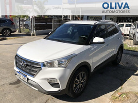 Hyundai Creta Premium Automatica 2018 Igual A Nuevo 7200kms