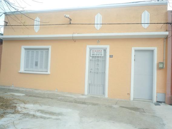 Casa Alquiler 2 Dormitorios Las Piedras