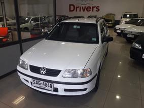 Volskwagen Parati Gl Full Año 2000 U$s 8000 Permuta Financia