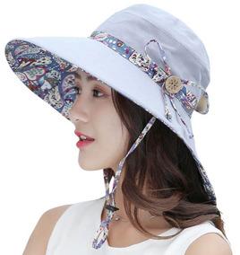 9b352e65a3dfa Sombreros Para Playa Dama - Sombreros para Mujer en Mercado Libre ...