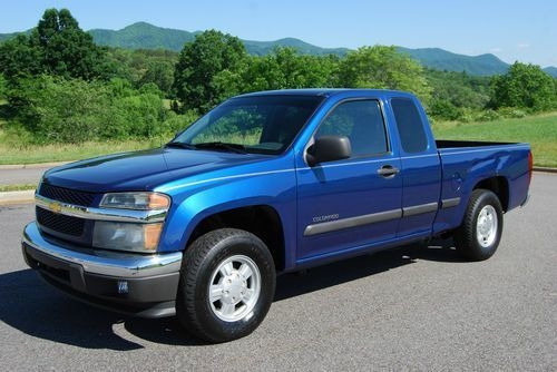 Chevrolet Colorado Z85