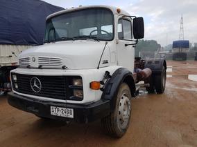 Mercedes Benz 1318 Tractor 4x2 Año 1986