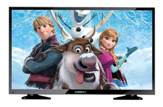 Tv 22 Xion Con Entrada Hdmi Usb Vga Tri Norma Oferta Nnet