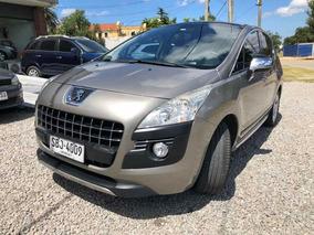 Peugeot 3008 1.6 Premium Thp 156cv 2010 Financio Y Permuto