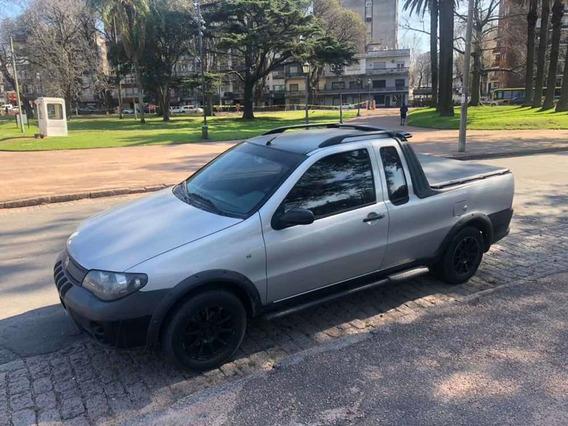 Fiat Strada Adventure Cabina Extendida