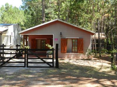 Cabaña Casa Playa Zagarzazú Carmelo Km 01 Rio De La Plata