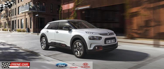 Citroën C4 Cactus Feel At 1.6 2020 0km