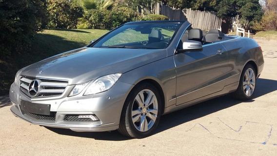Mercedes Benz Clase E 1.8 E250 B.efficiency At Cabrio