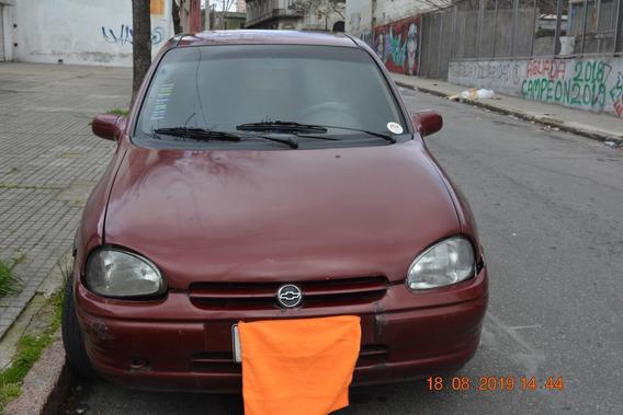 Chevrolet Corsa Wind 1.0 Año 1998, Bordeau En Buen Estado!!
