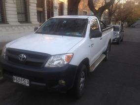 Toyota Hilux 2.5 Dx Cab Simple 4x2 (2008)
