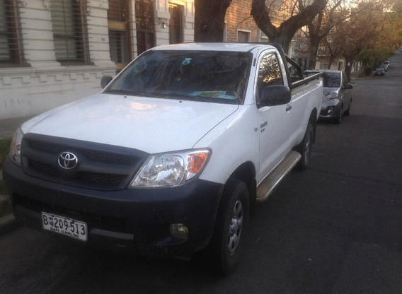 Toyota Hilux 2.5 Dx Cab Simple 4x2 (2008)