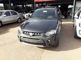 Fiat Strada Adventure Adventure Locker