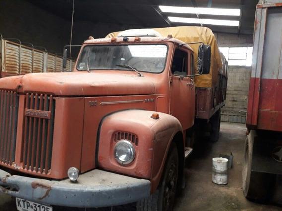 Scania 111 Año 1980